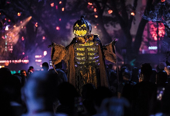 PHOTO VIA HALLOWEEN HORROR NIGHTS - UNIVERSAL ORLANDO/FACEBOOK