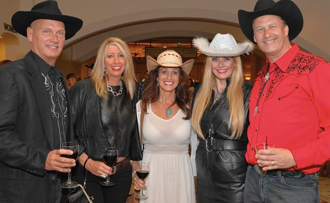 PHOTO COURTESY ORLANDO CATTLE BARON'S BALL/FACEBOOK