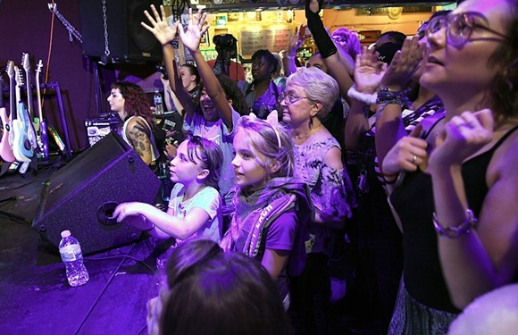 The 2019 Girls Rock Camp Showcase at Will's Pub - PHOTO BY JEN CRAY FOR ORLANDO WEEKLY