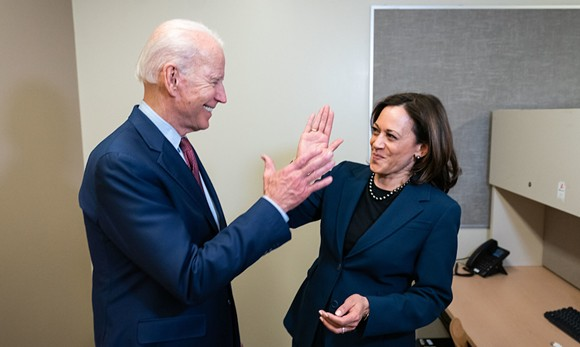 PHOTO VIA KAMALA HARRIS CAMPAIGN