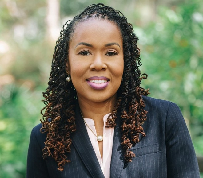 Monique Worrell, former head of the 9th Circuit state attorney's Conviction Integrity Unit, and current lead attorney for a national justice-reform group - PHOTO COURTESY MONIQUE WORRELL CAMPAIGN