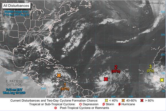 PHOTO COURTESY NHC/NOAA