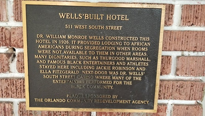 Wells' Built Museum of African-American History & Culture - PHOTO VIA WELLS' BUILT MUSEUM OF AFRICAN-AMERICAN HISTORY & CULTURE