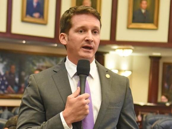 Cape Coral Republican state Rep. Dane Eagle - PHOTO VIA NEWS SERVICE OF FLORIDA