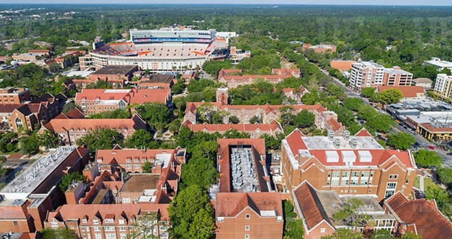 PHOTO VIA UNIVERSITY OF FLORIDA