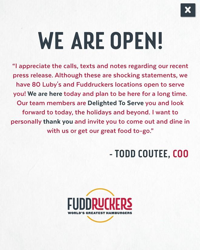 FUDDRCUKERS.COM POP-UP SEPT. 11, 2020