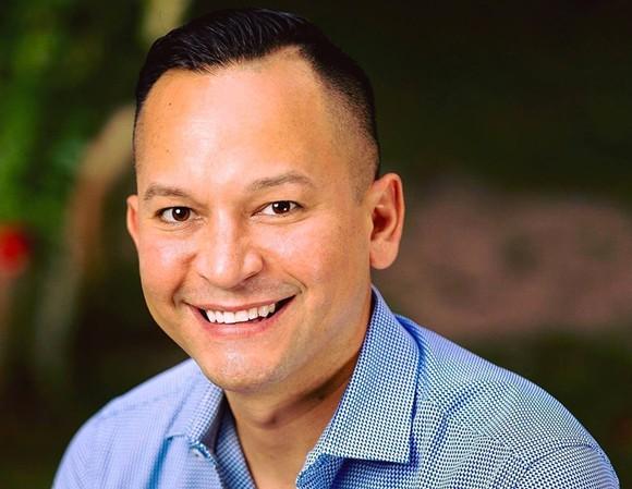 State Rep. Carlos Guillermo Smith - PHOTO VIA CARLOS GUILLERMO SMITH CAMPAIGN