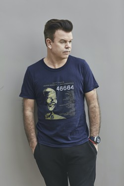 PAUL OAKENFOLD | PHOTO BY SCOTT RAMSAY