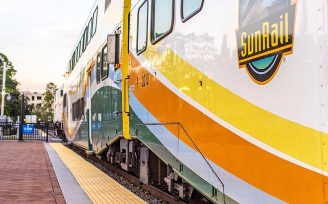 PHOTO COURTESY SUNRAIL/FACEBOOK