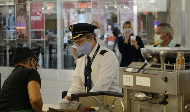 IMAGE VIA TAMPA INTERNATIONAL AIRPORT   FACEBOOK