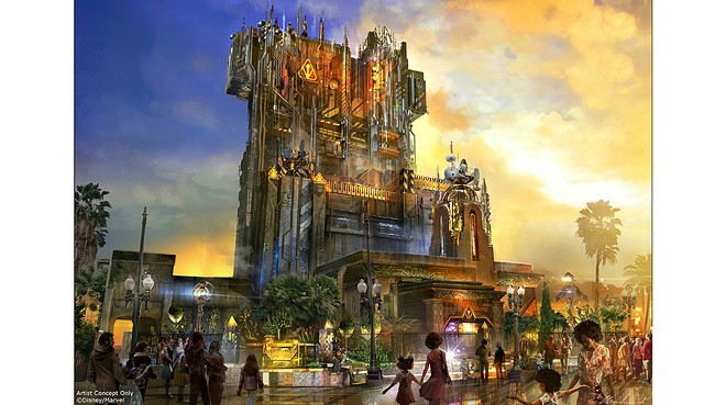 Guardians of the Galaxy – Mission: BREAKOUT! - PHOTO VIA DISNEY