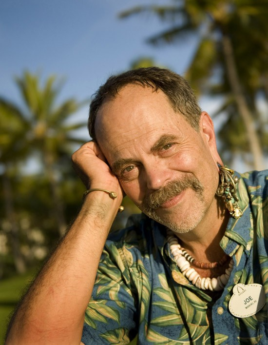 Legendary Disney Imagineer Joe Rohde - IMAGE VIA DISNEY