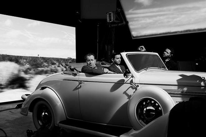 Gary Oldman as Herman Mankiewicz - PHOTO COURTESY NETFLIX MEDIA