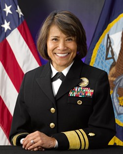 Vice Admiral Raquel C. Bono, M.D. has been hired by Viking as its Chief Health Officer - IMAGE VIA VIKING | PRNEWSWIRE