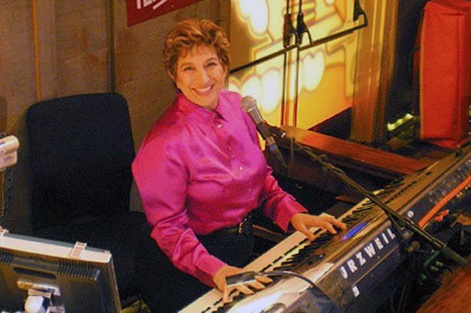 Carol Stein - PHOTO BY MISSY MEYER, COURTESY OF THE ARTIST