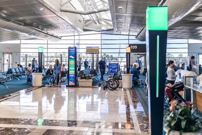 IMAGE VIA ORLANDO INTERNATIONAL AIRPORT