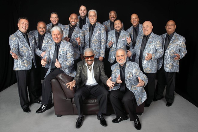 El Gran Combo de Puerto Rico - PHOTO COURTESY OF THE ROOTS AGENCY