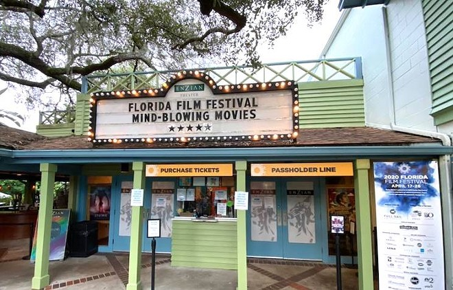 PHOTO COURTESY FLORIDA FILM FSTIVAL/FACEBOOK