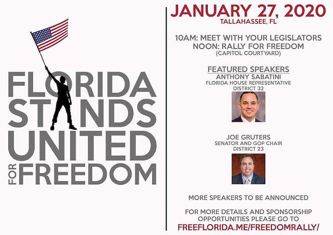 PHOTO COURTESY FREE FLORIDA