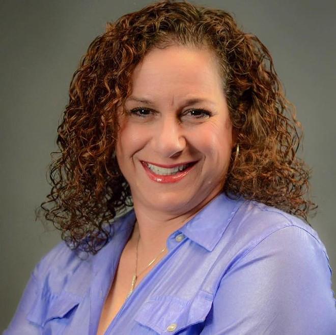 "Lynn Moira Dictor, new Seminole Dem. Chair - PHOTO COURTESY LYNN ""MOIRA"" DICTOR FOR TAX COLLECTOR/FACEBOOK"