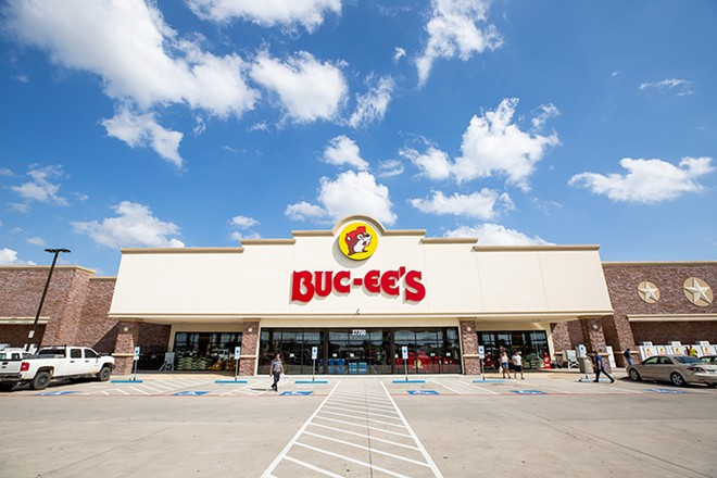 PHOTO COURTESY BUC-EE'S