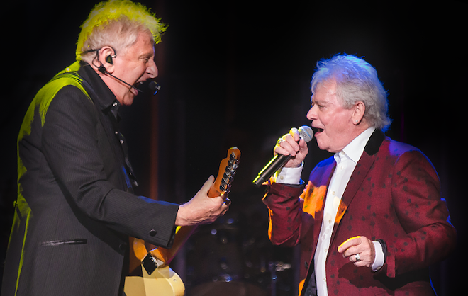 Air Supply - PHOTO COURTESY AIR SUPPLY/FACEBOOK