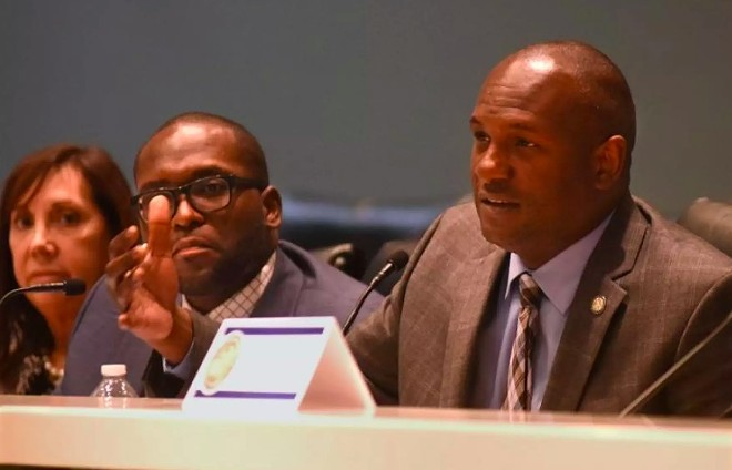 House Minority Co-leader Bobby DuBose, D-Fort Lauderdale - PHOTO VIA NSF