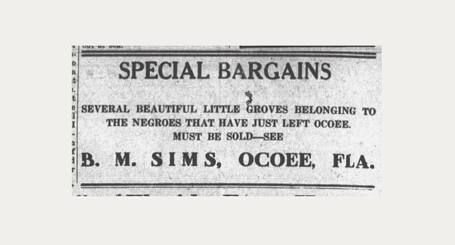 Black owners were driven off their properties, which were then sold — a missing link in the chain of generational wealth