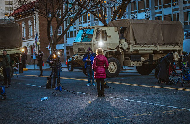 PHOTO BY DAVE DECKER IN WASHINGTON D.C.