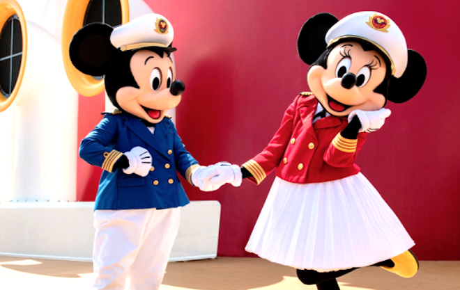 PHOTO COURTESY DISNEY CRUISE LINE/FACEBOOK