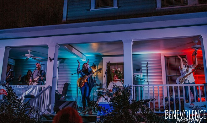 Sanford Porchfest - BENEVOLENCE PHOTOGRAPHY