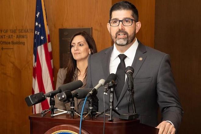 State Sen. Manny Diaz, Jr. - PHOTO COURTESY STATE SEN. MANNY DIAZ JR./FACEBOOK