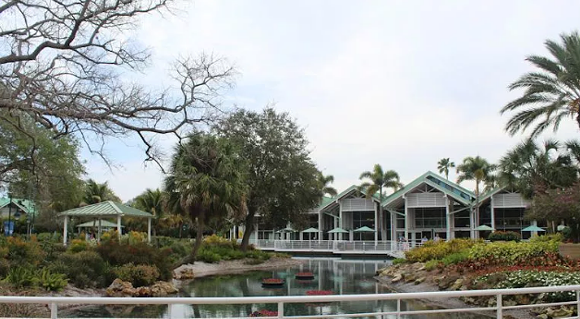 The former Hospitality House at SeaWorld Orlando - IMAGE VIA WILDGRAVITY TRAVELS