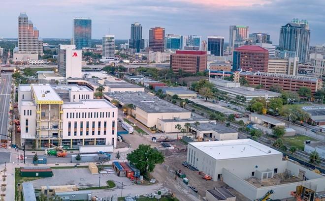 The city of Orlando. - PHOTO COURTESY CITY OF ORLANDO/FACEBOOK