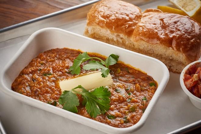 Honest Restaurant's pav bhaji - PHOTO COURTESY OF HONEST RESTAURANT