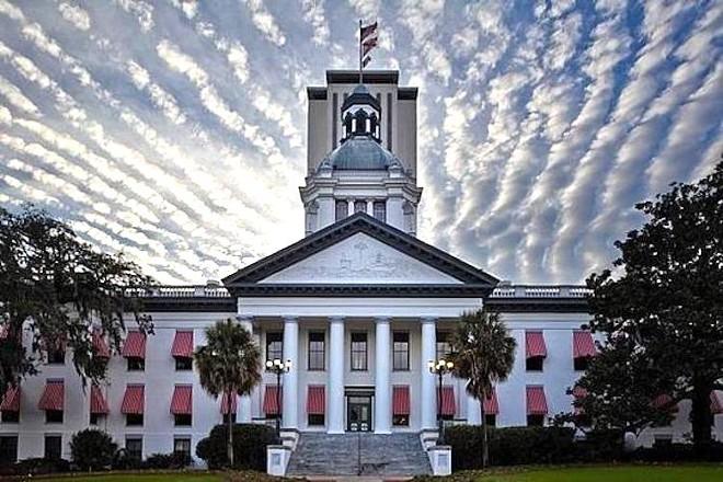 The Florida state capitol building - PHOTO COURTESY MYFLORIDA