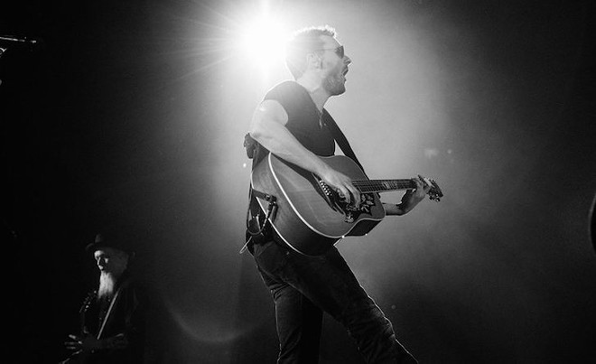 Eric Church - PHOTO VIA ERIC CHURCH/FACEBOOK