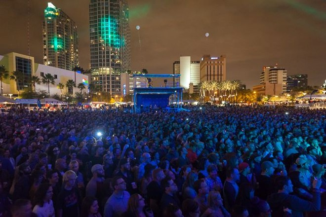 PHOTO BY DAN SCHUMAN VIA GASPARILLA FEST/FACEBOOK