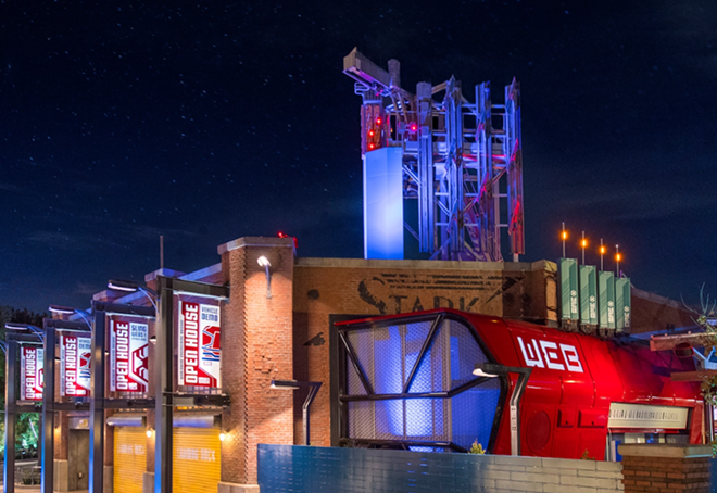 WEB SLINGERS: A Spider-Man Adventure opening at Disney California Adventure on June 4, 2021 - IMAGE VIA DISNEY