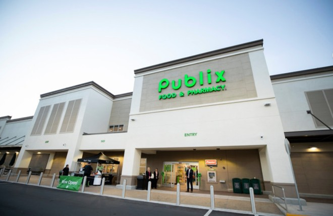 PHOTO VIA PUBLIX/ FACEBOOK