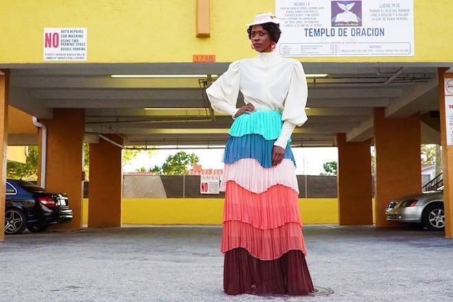 Kanika Sago as 'Black Mary' - PHOTO BY RENATA SAGO