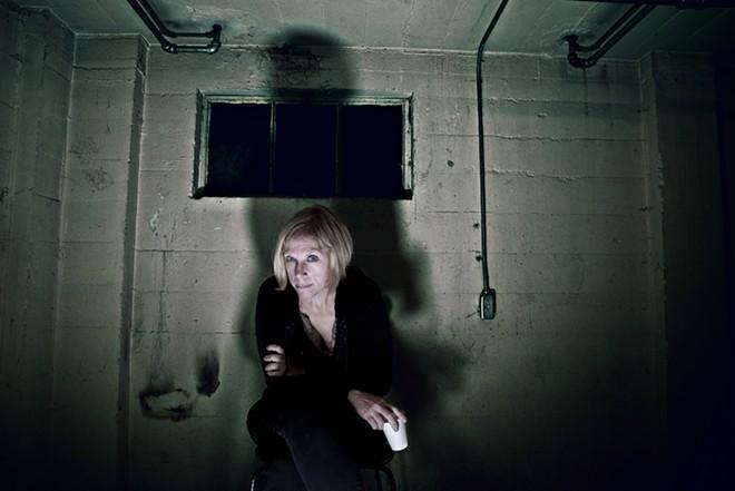 Donna Kay Yarborough in Rosegold - IMAGE COURTESY ORLANDO FRINGE