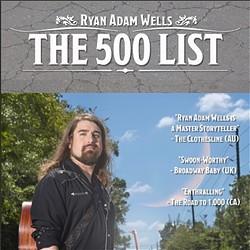 Ryan Adam Wells in The 500 List - PHOTO COURTESY ORLANDO FRINGE