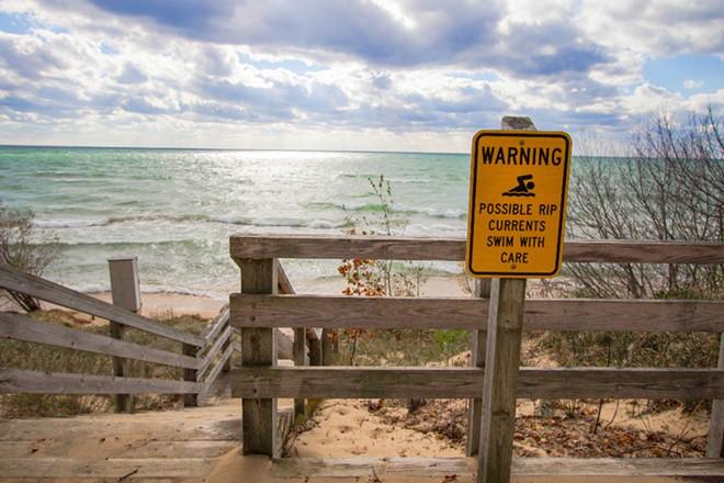 A Jacksonville man was saved from drowning at Daytona Beach. - ADOBE