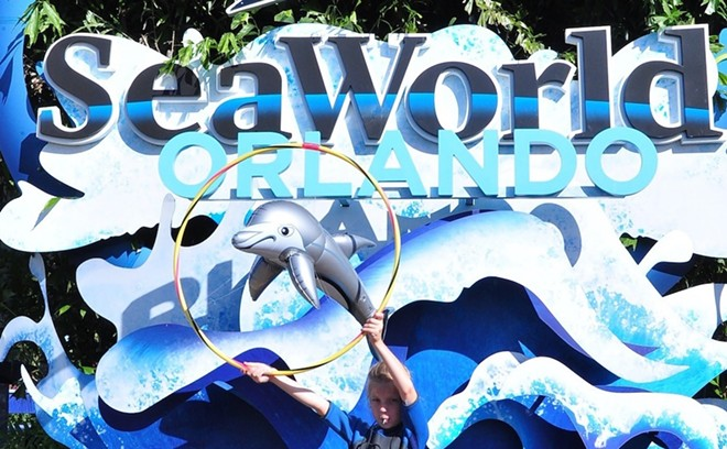 SeaWorld will allow vaccinated employees to go maskless. - PHOTO COURTESY SEAWORLD/FACEBOOK