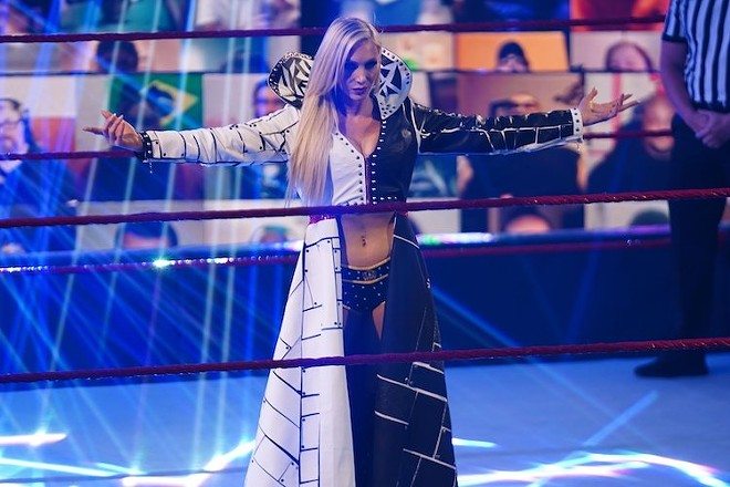 Charlotte Flair - PHOTO COURTESY WWE/FACEBOOK