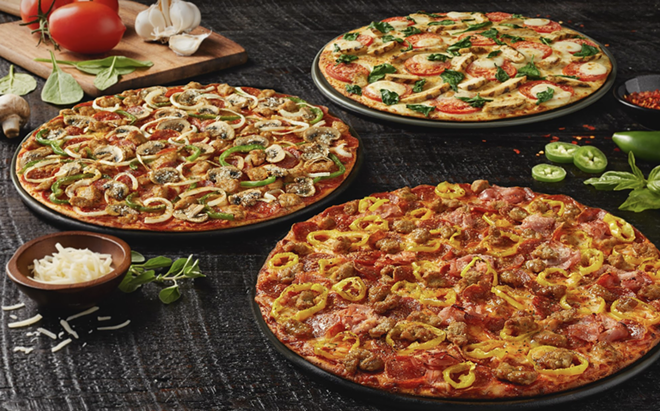 Donatos, the pizza company which left Orlando in 2008, is back with more than 20 locations in Central Florida. - VIA DONATOS PIZZA/ FACEBOOK