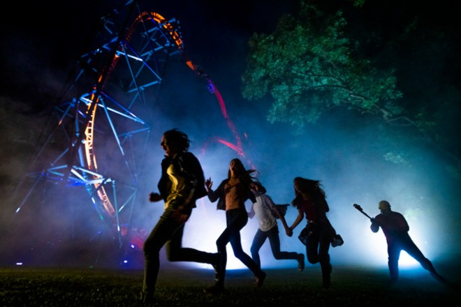 Howl-O-Scream is back for the first time in two years. - BGT PUBLIC RELATIONS