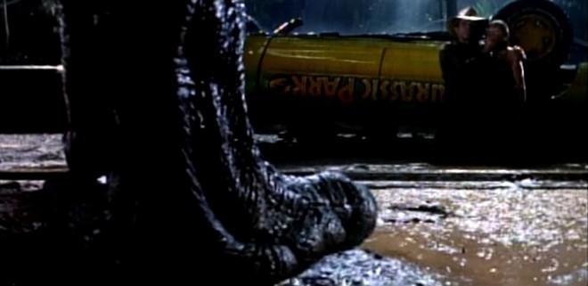 CityArts will host a screening of 'Jurassic Park' tonight. - SCREENSHOT VIA UNIVERSAL