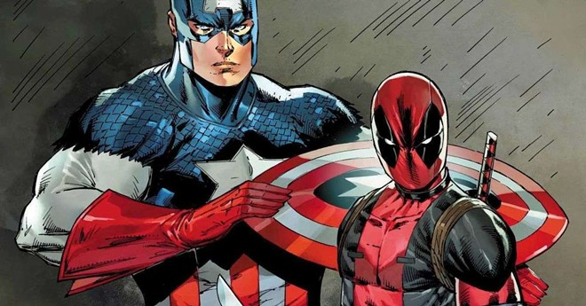 Rob Liefeld, creator of Deadpool, will be on hand for several Orlando-area events in July. - PHOTO VIA MARVEL